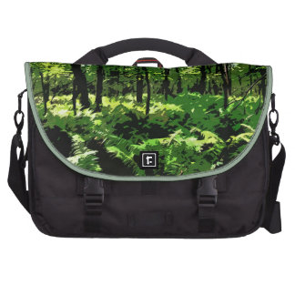 """""""Ferny Forest"""" Bags For Laptop"""