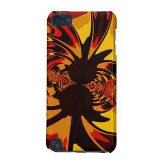 Ferocious – Amber & Orange Creature iPod Touch 5G Cover