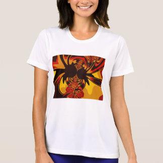 Ferocious – Amber & Orange Creature Tshirt