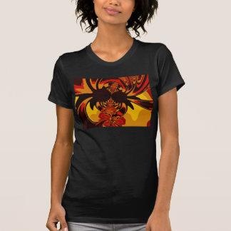 Ferocious – Amber & Orange Creature T Shirt