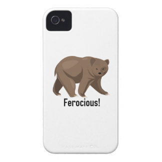 Ferocious iPhone 4 Cover
