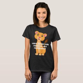 Ferocious Lioness T-Shirt