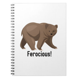 Ferocious Note Books