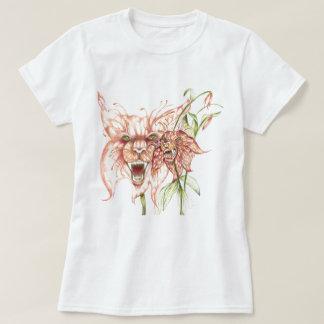 Ferocious Tiger lilies T-Shirt
