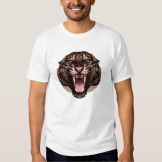 Ferocious Tiger T-shirt