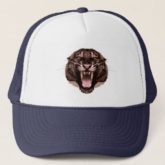Ferocious Tiger Trucker Hat
