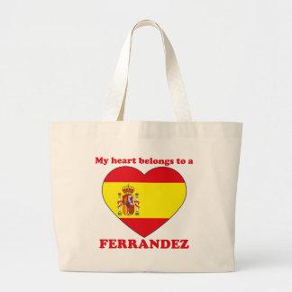 Ferrandez Jumbo Tote Bag
