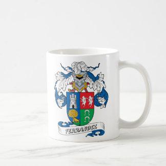 Ferrandez Family Crest Classic White Coffee Mug