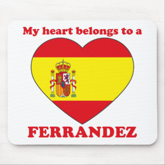 Ferrandez Mouse Pad