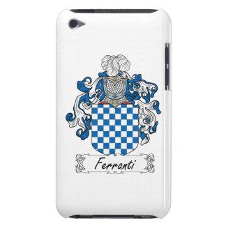 Ferranti Family Crest iPod Case-Mate Cases
