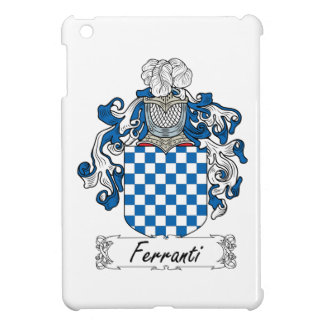 Ferranti Family Crest iPad Mini Cover