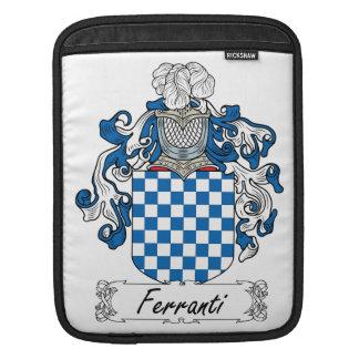 Ferranti Family Crest Sleeves For iPads