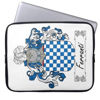Ferranti Family Crest Computer Sleeves