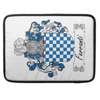 Ferranti Family Crest Sleeve For MacBook Pro