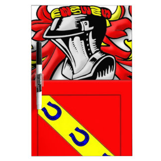 Ferrara Coat of Arms Dry Erase Boards