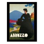 Ferrari Abruzzo Italy Postcards