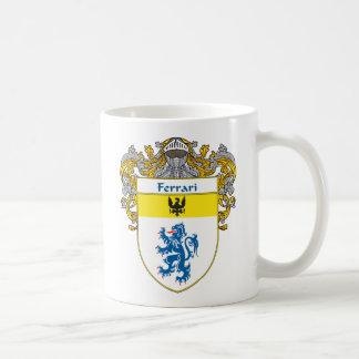 Ferrari Coat of Arms (Mantled) Coffee Mug