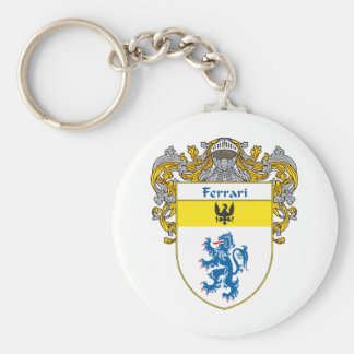 Ferrari Coat of Arms (Mantled) Keychains