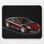 Ferrari Mousepad Tapetes De Ratones