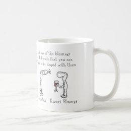 Ferratus and Kauri Stumps Coffee Mug