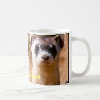 ferret12, ferret-1, Go black footed fund Coffee Mug