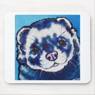 Ferret 1 mouse pad