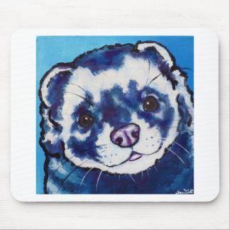 Ferret 1 mouse pad