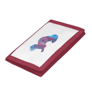 Ferret Art Tri-fold Wallet