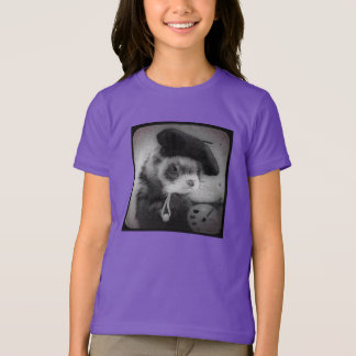 Ferret as Artist T-Shirt