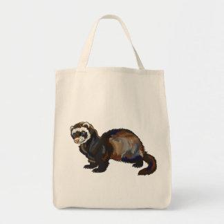ferret canvas bag