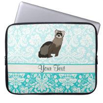 Ferret; Cute Laptop Sleeve