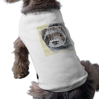 Ferret Cute Picture Tee