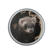 Ferret Face Bluetooth Speaker