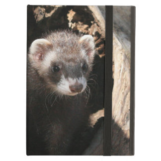 Ferret Face iPad Air Cover