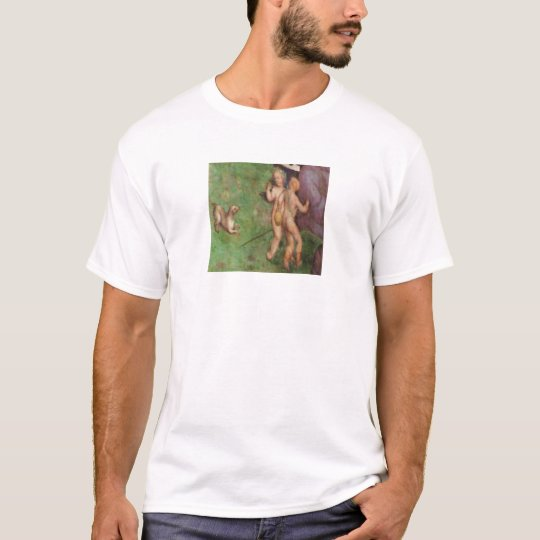 Ferret frolicking with angels T-Shirt