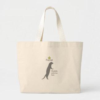 Ferret g5 large tote bag