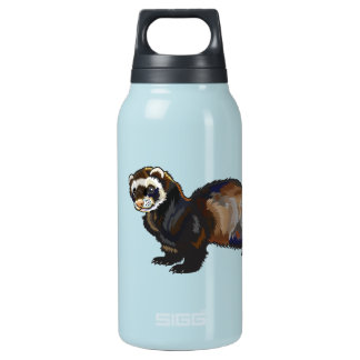 ferret insulated water bottle