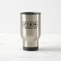 Ferret Lover Travel Mug