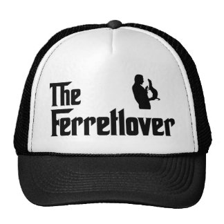 Ferret Lover Trucker Hat