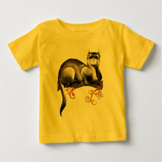 Ferret On A Branch T-Shirt