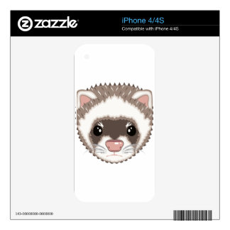 Ferret Skin For The iPhone 4