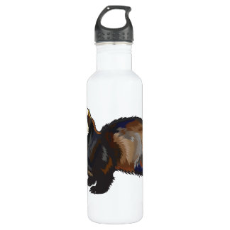 ferret stainless steel water bottle