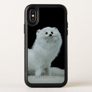 Ferret Taxidermy Mount Fine Art Photograph OtterBox Symmetry iPhone X Case