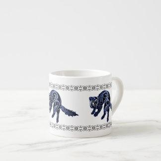 Ferret Trybe: War Dance! Espresso Cup