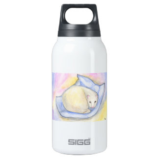 Ferret's Day Off Insulated Water Bottle