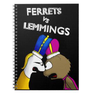 Ferrets Vs Lemmings official notebook
