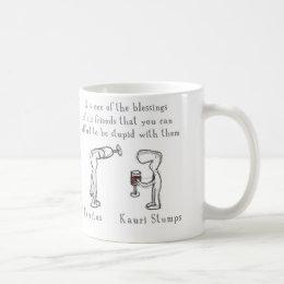 Ferretus     Kauri Stumps Coffee Mug