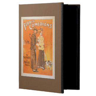 """Ferris Comedians """"Pacemakers at Popular Prices"""" Case For iPad Air"""