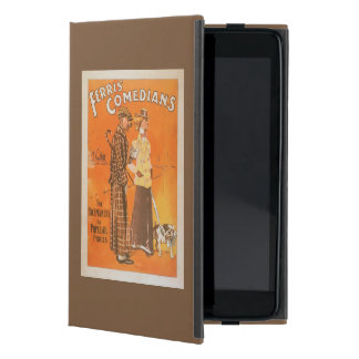 """Ferris Comedians """"Pacemakers at Popular Prices"""" Case For iPad Mini"""