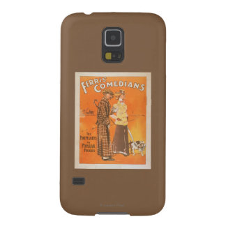 """Ferris Comedians """"Pacemakers at Popular Prices"""" Galaxy S5 Cover"""
